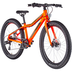 "Serious Trailkid 24"" Kinder race fire red"